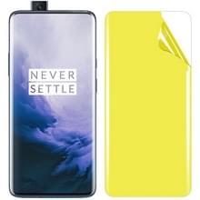 Voor OnePlus 7 Pro Soft TPU volledige dekking front Screen Protector