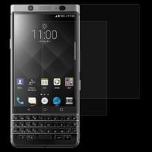 2 stuks voor BlackBerry Keyone 0 26 mm 9H oppervlaktehardheid 2.5D gebogen rand gehard glas Screen Protector