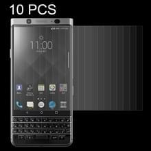 10 stuks voor BlackBerry Keyone 0 26 mm 9H oppervlaktehardheid 2.5D gebogen rand gehard glas Screen Protector