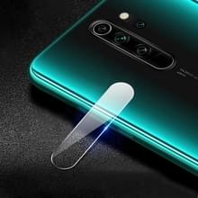 For Xiaomi Redmi Note 8 Pro  0.15mm 9H Round Edge Rear Camera Lens Tempered Glass Film
