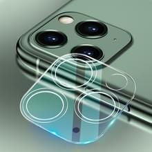 Voor iPhone 11 Pro HD Achteruitrij camera lens beschermer gehard glas film