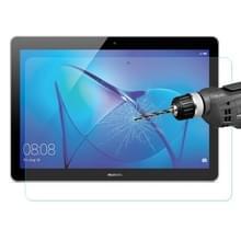 ENKAY Hat-Prins 0.33mm 9H 2.5D gebogen rand Tempered glas Film voor Huawei MediaPad T5 10.1 duim