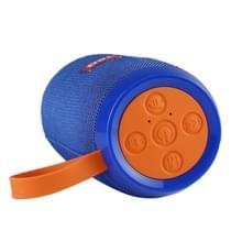T & G TG106 draagbare draadloze Bluetooth Stereo luidspreker V4.2 met handvat  ingebouwde MIC  ondersteuning voor Hands-free gesprekken & TF kaart & AUX IN & FM  Bluetooth afstand: 10m (donkerblauw)
