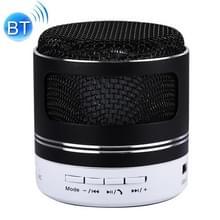 Draagbare Mini Bluetooth Speaker  ingebouwde microfoon voor iPhone  Samsung  HTC  Sony en andere Smartphones (zwart)