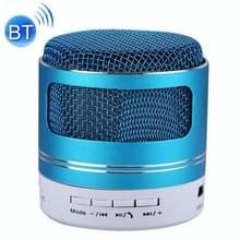 Draagbare Mini Bluetooth Speaker  ingebouwde microfoon voor iPhone  Samsung  HTC  Sony en andere Smartphones (blauw)