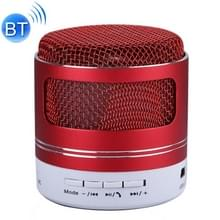 Draagbare Mini Bluetooth Speaker  ingebouwde microfoon voor iPhone  Samsung  HTC  Sony en andere Smartphones (rood)