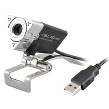 USB WebCam met HD 1080P-computer met microfoon