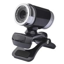 A860 HD Computer USB WebCam met microfoon (Zwart)