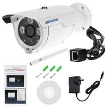 szsinocam SN-IPC-3009FCSW20 HD 1080P H.264 2.0 Megapixel WiFi infrarood IP Bullet Camera  de visie van de nacht van de steun / bewegingsdetectie  IR afstand: 20-30m