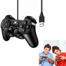 Bedraad game controller Computer spel handvat voor PS 2 / PC