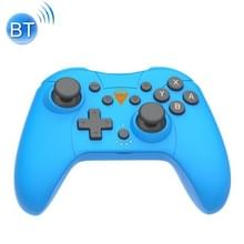 Voor Switch Lite Mini Wireless Wireless Bluetooth GamePad Game Handle Controller (Blauw)