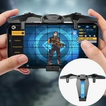 GameSir F4 Opvouwbare Eagle Wing Shaped Physical Direct Connect Condensator Gamepad Compatibel met IOS & Android System Devices