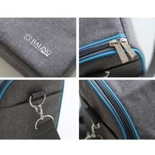 Oxford doek thermische isolatie koeler Lunch Bag picknick Bento Box  grootte: 22 * 16 * 20 cm