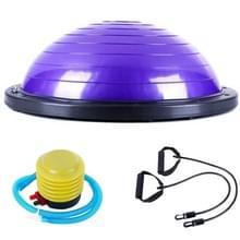 Explosieveilige yoga bal sport fitness bal balans bal  diameter: 60cm (paars)