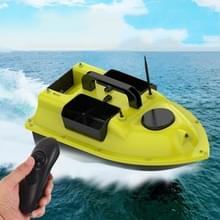 D18 Smart RC Drie Hoppers Fishing Bait Boat 2kg Load 500m afstandsbediening