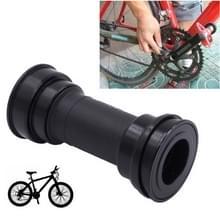 Fiets fiets BB92 trapas past 86-92mm voor SHIMANO berg Bike(Black)
