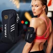 Neopreen sport armband waterdichte telefoon tas voor smartphones 5-6 inch