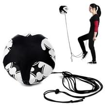 Voetbal Trainer voetbal praktijk Kogelgordel Training apparatuur sport hulp voor kinderen  willekeurige kleur levering