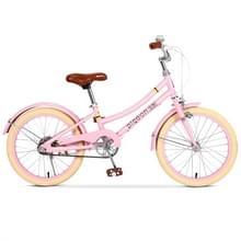 PIGEON 18 inch Kinderfiets leerlingen student fiets (Roze)