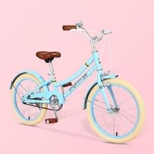 PIGEON 18 inch Kinderen Fiets leerlingen Student Bike (Blauw)