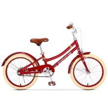 PIGEON 20 inch Kinderfiets leerlingen studenten fiets (rood)