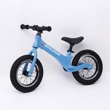 Kinderen Balance Bike Zonder Pedaal Driewielige Alloy Slide Peuter Fiets (Blauw)
