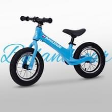 Magnesium legering kinderen balans fiets zonder pedaal driewielige Slide Peuter Fiets (Blauw)