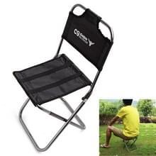 Buiten vissen Portable Folding Seat kruk backpacken aluminiumlegering stoel