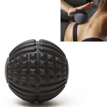 EVA Balance Training Voet Massage Ball Yoga Ball(Zwart)