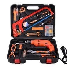 STT-052J multifunctionele huishoudelijke 52-delig huishoudelijke niveau Power Drill Toolbox set