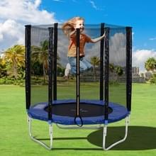 [EU Warehouse] 6FT Outdoor Garden Trampoline Stuiterend Bed met Veiligheidshek > Gewatteerde Bars