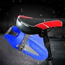 Outdoor waterdichte multi-functionele PVC tas tool tas voor fiets (blauw)