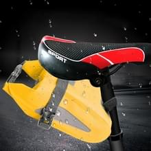 Outdoor waterdichte multi-functionele PVC tas tool tas voor fiets (geel)