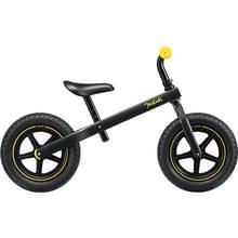 Originele Xiaomi 700Kids draagbare kinderen glijden wandelen leren push fiets fiets (zwart)