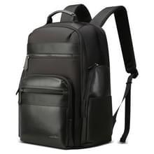 Bopai 851-014211 Business anti-diefstal waterdichte drie-laag grote capaciteit dubbele schoudertas  met USB opladen poort  grootte: 90 x24x45cm (zwart)
