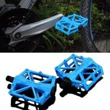 BaseCamp BC-671 Aluminium Aluminium Alloy Pedaal Anti-slip Comfortabel Fietspedaal (Blauw)