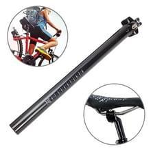TOSEEK 3K Carbon Fiber mountainbike Road Bike fiets seat buis zadelpen stoel Montage zadel Pole fiets fittingen  grootte: 27 2 x400mm