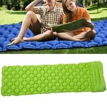 Outdoor Camping Automatische Opblaasbare Kussen Ultra Light TPU Air Matras  Grootte: 190x57x5cm (Groen)