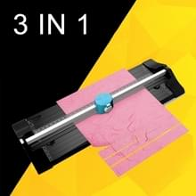 Multi-functionele gevouwen A3 papier rietenknipper papiersnijder Photo Cutter visitekaartje Cutter papier snijmachine