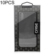 10 STKS hoge kwaliteit Cellphone geval PVC pakket box voor iPhone (5 5/6 1/6 5 inch)