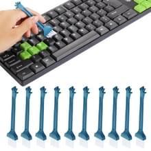10 stuks Mini Multipurpose venster Groove toetsenbord stof Track schoonmaakborstel