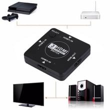 HUIYISHUN YS-186 HDMI 1.4 versie 1080P HDMI Auto Switch  3 Poorts input 1 Poort Output