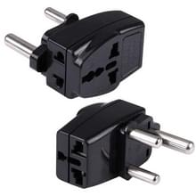 WDS-010L Portable Universal Plug to (Large) South Africa Plug Adapter Power Socket Travel Converter
