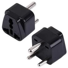 WD-10 draagbare universele Plug naar (kleine) Zuid-Afrika Plug Adapter Power Socket reizen Converter
