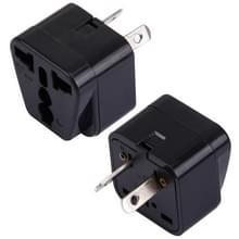 WD-17 draagbare universele Plug naar AU Plug Adapter Power Socket reizen Converter