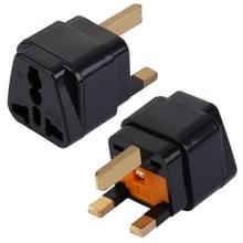 WD-7S draagbare universele Plug naar UK Plug Adapter Power Socket reizen Converter met zekering