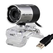 Aoni ANC Wolf Wolf Demon Night Vision IPTV WebCam Teleconferentie Teaching Live Broadcast Computer Camera met microfoon  Drive-free Plug and Play