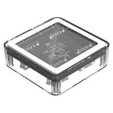 ORICO MH4U-30 USB 3.0 transparante bureaublad HUB met Micro USB-kabel van 30cm