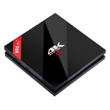 H96 pro + 4K Ultra HD Smart Android 7.1.1 OS Amlogic S912 Octa-core ARM 2.0 GHz Cortex-A53 CPU TV Box met Remote Controller  RAM-geheugen: 3GB  ROM: 32GB  steun blauwtooth V4.1 & WiFi & Micro SD Card(Up to 32GB)
