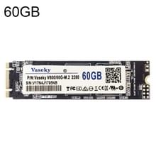 Vaseky V800 60GB NGFF / M.2 2280 Interface Solid State Drive harddrive voor Laptop